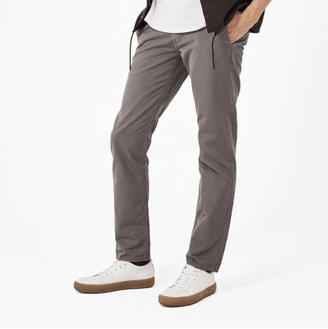Industry Modern Trouser- Flint