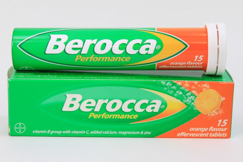 Berocca Performance Orange Flavour