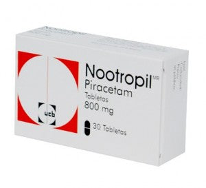 Piracetam 800 mg Nootropil