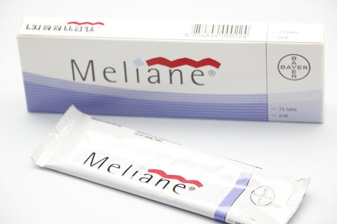 Meliane 21 tablets