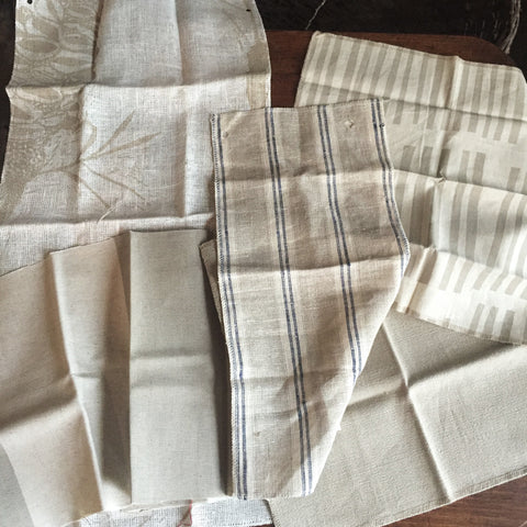 Fabric Bundle - Neutrals