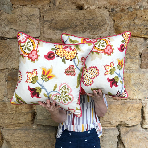 Cushions Bright Floral