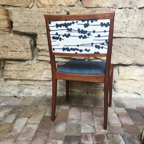 Dining Chairs Mid Century Teak