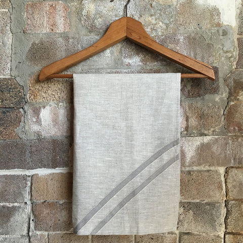 Tea towels Oatmeal Linen