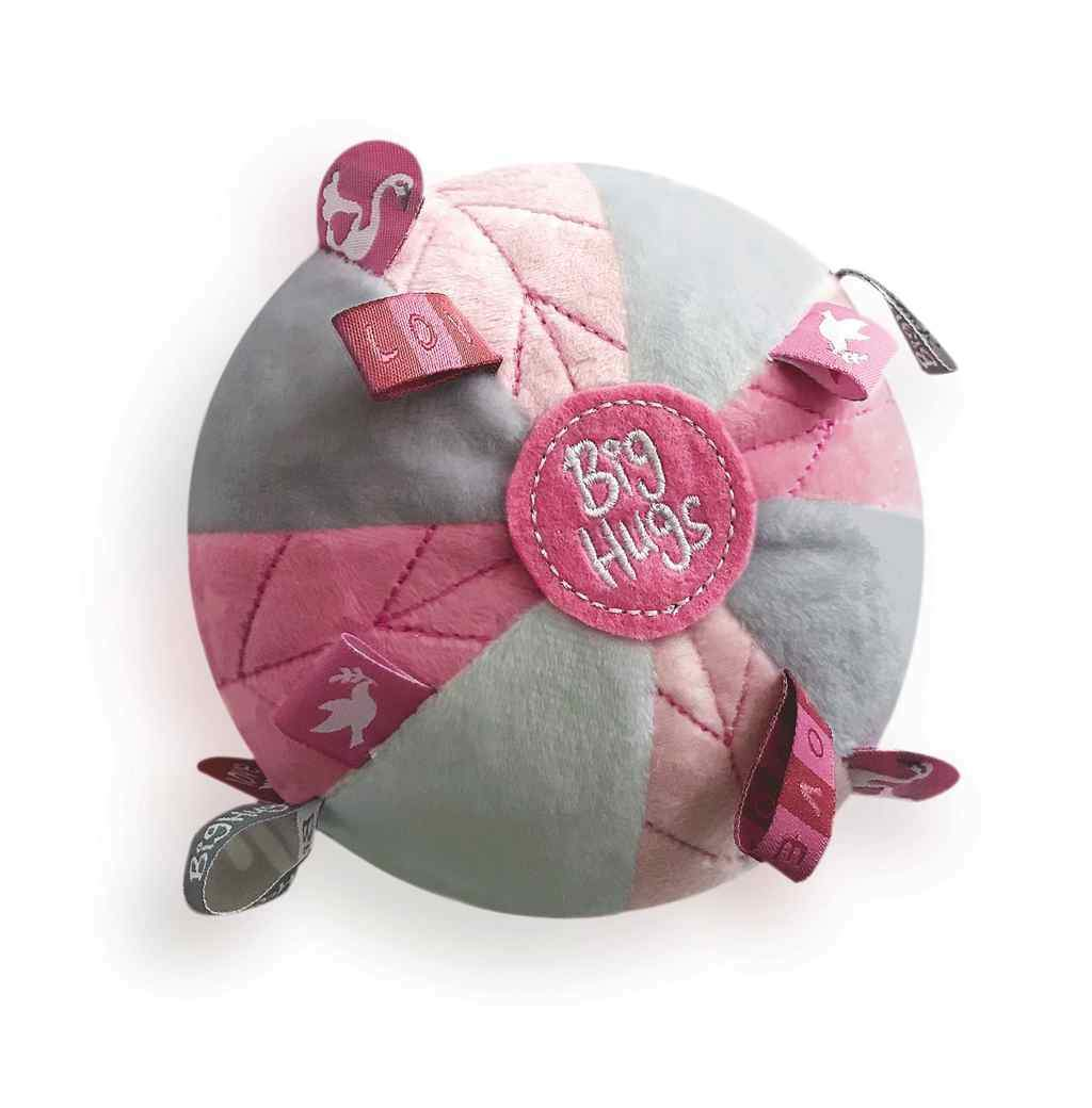 more on Baby Sensory Ball Pink | Soft & Plush Toys Australia