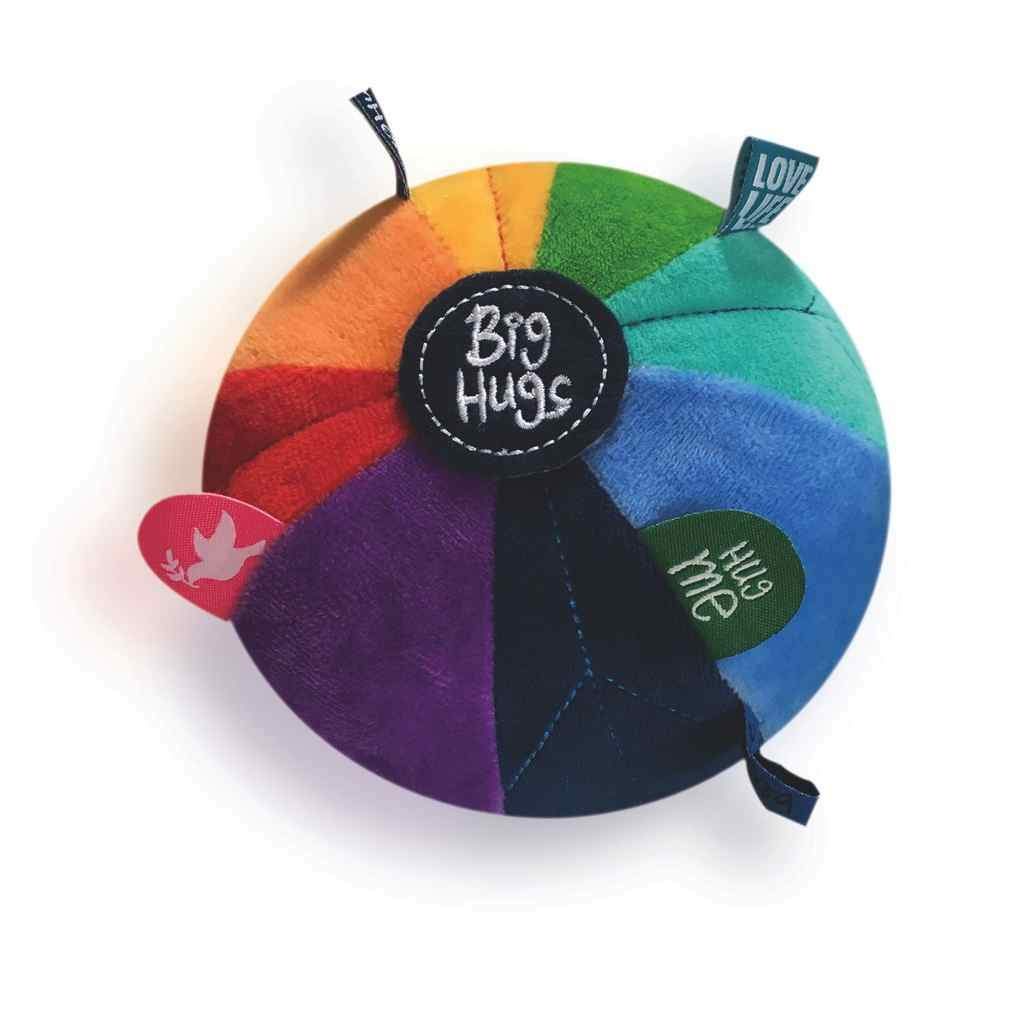 SENSORY BALL RAINBOW - O.B. Designs