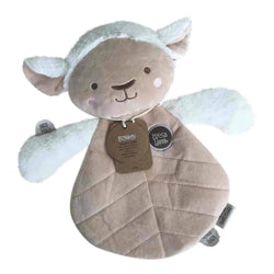 Leesa Lamb Comforter Big Hugs Plush O.B. Designs
