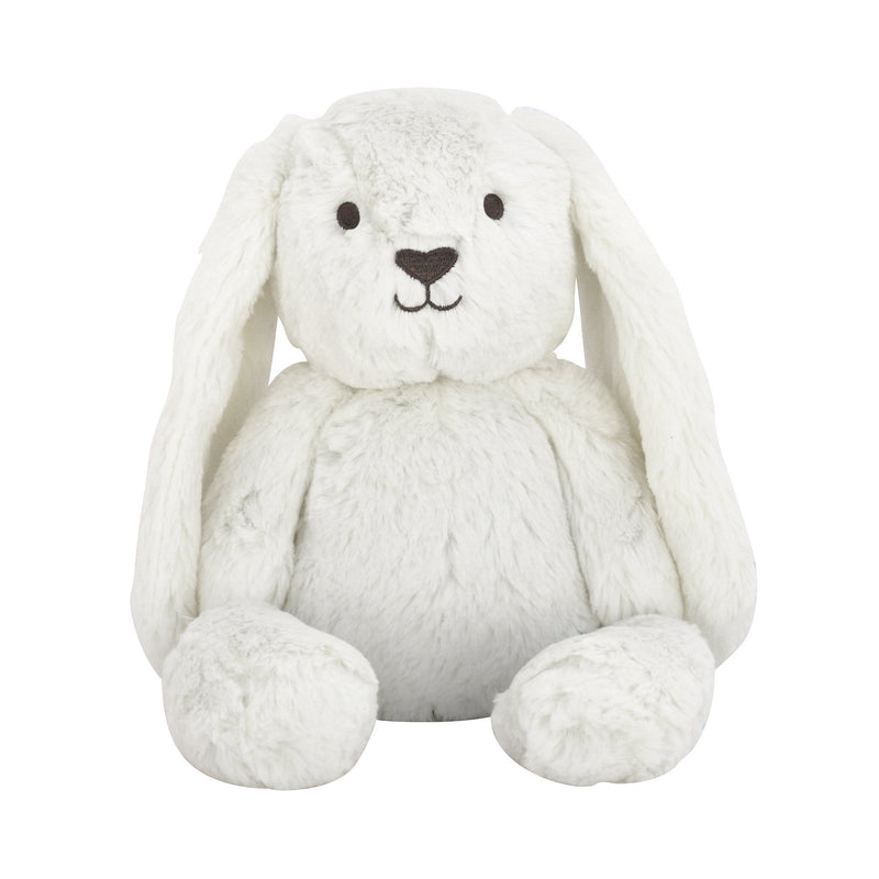 Stuffed Animals | Soft Plush Toys Australia | White Bunny - Beck Bunny Huggie Big Hugs Plush O.B. Designs