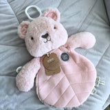 Claire Bear (Pink) Comforter - O.B. Designs