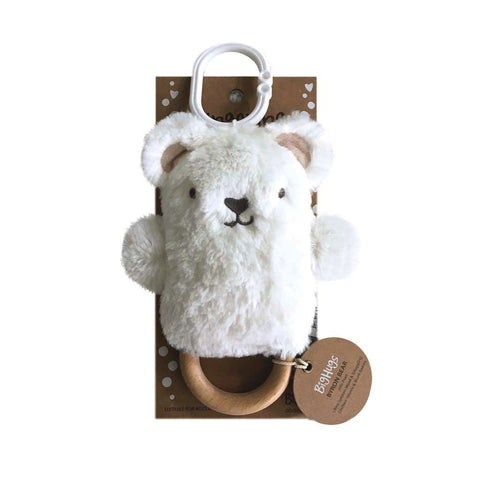 Byron Bear (White) Dingaring