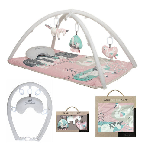 Complete Sweet Romance Playgym Set
