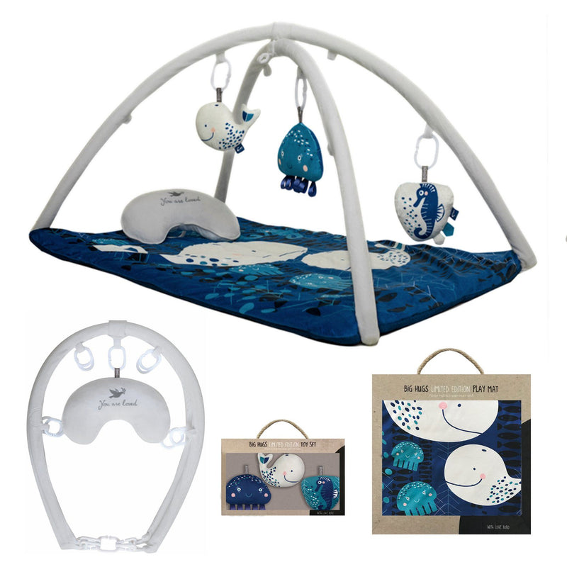 Whale of a Time Playgym - O.B. Designs