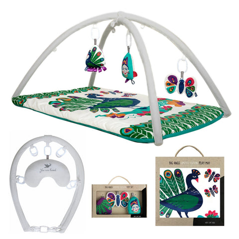 Complete Peacock Playgym Set