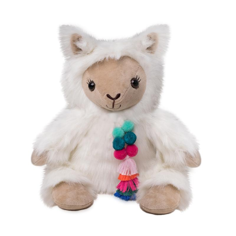 Plush Toys Australia | Lucy Llama Best Mate | Soft Stuffed Animals