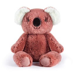 PRE-ORDER for end of July dispatch! Stuffed Animals | Soft Plush Toys Australia | Dusty Pink Koala - Kate Koala Huggie Big Hugs Plush O.B. Designs