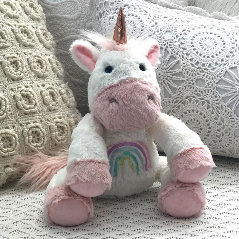 Plush Toys Australia | Yasmine Unicorn Best Mate Big Hugs Plush O.B. Designs