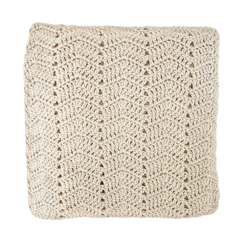 Vanilla | Crochet Baby Blanket | Handmade | OB Designs | Mid-October Delivery Decor Range O.B. Designs