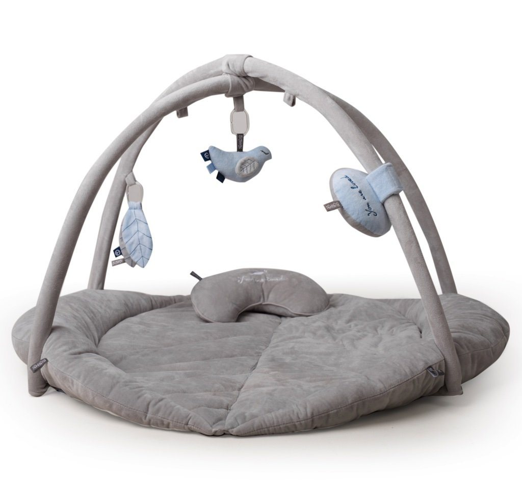 more on Woodlands Playgym - Baby Activity Gym - Blue