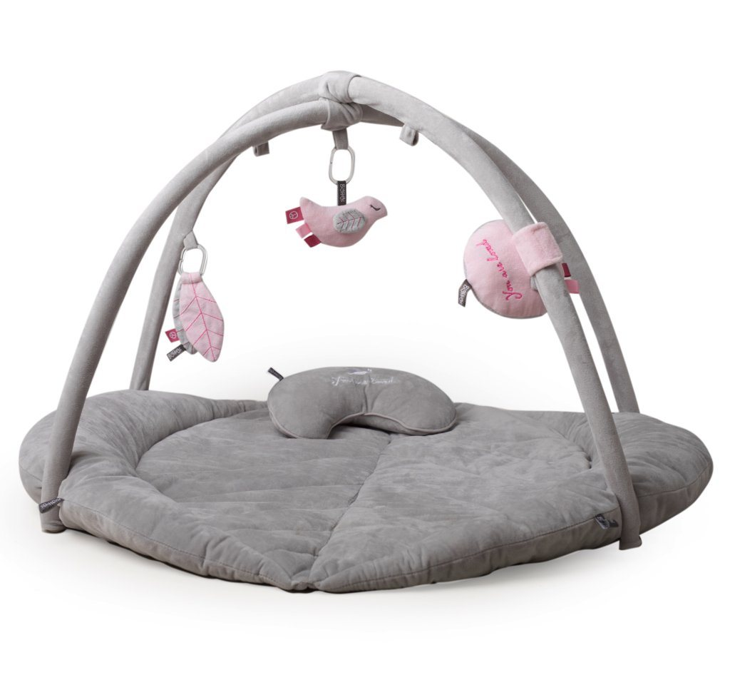 more on Woodlands Playgym - Baby Activity Gym - Pink