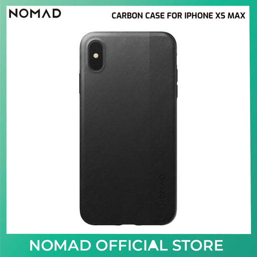 Nomad Carbon Case for Apple iPhone XS Max