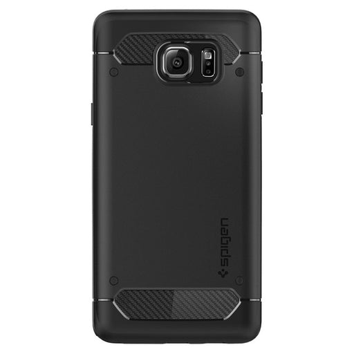 Samsung Galaxy Note 5 Case, Spigen Rugged Armor - ICONS