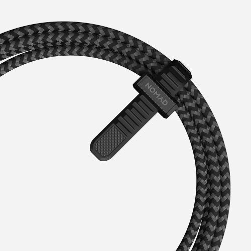 Nomad Ultra Rugged Lightning Cable 1.5m | Black - ICONS