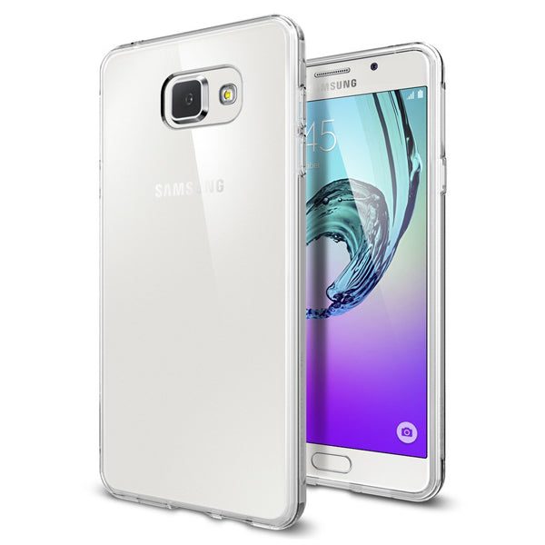 Liquid Crystal Case for Samsung Galaxy A7 (2016) - Crystal Clear - ICONS