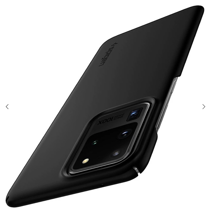 Spigen Galaxy Thin Fit Case for S20 Ultra - ICONS