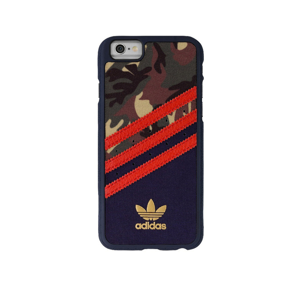 iPhone 6/6s Case, Adidas Moulded Case - Oddity Red Stripe - ICONS