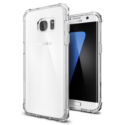 Samsung Galaxy S7 Edge Case, Spigen Crystal Shell