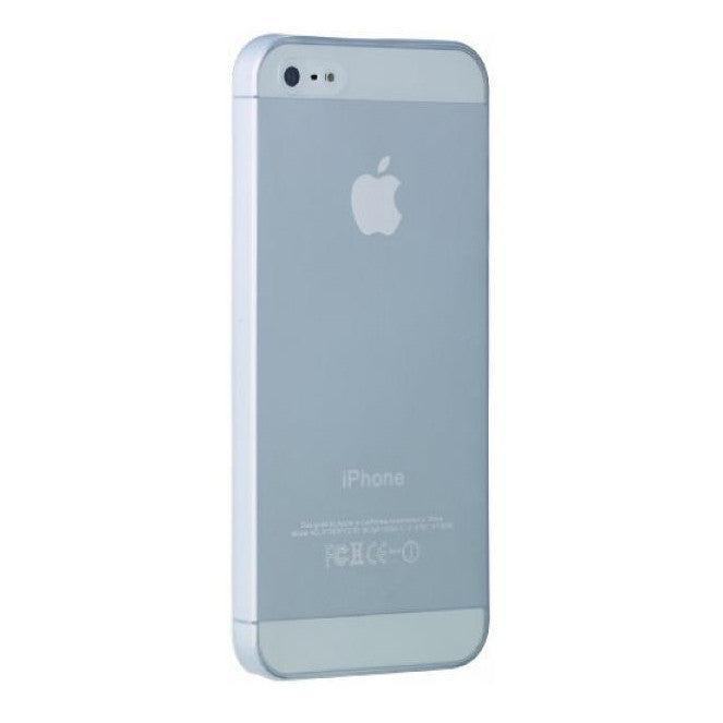 iPhone SE/5/5s Case, Ozaki O!Coat 0.3 Jelly Ultra Slim & Light weight Integrated (Transparent) - ICONS