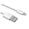 Flat Lightning Cable (Sync & Charge Reversible USB) - 120cm *MFI - ICONS