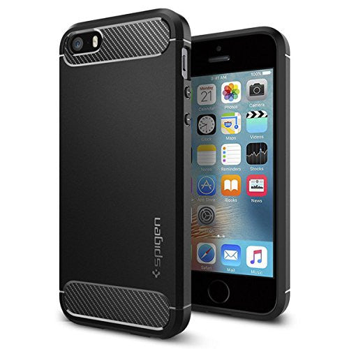 Rugged Armor for iPhone SE/5S/5
