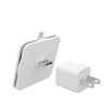 Cable Management Lightning Cable Rolio - White