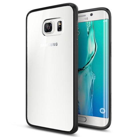 Samsung Galaxy S6 Edge Plus Case, Spigen Ultra Hybrid (Black)