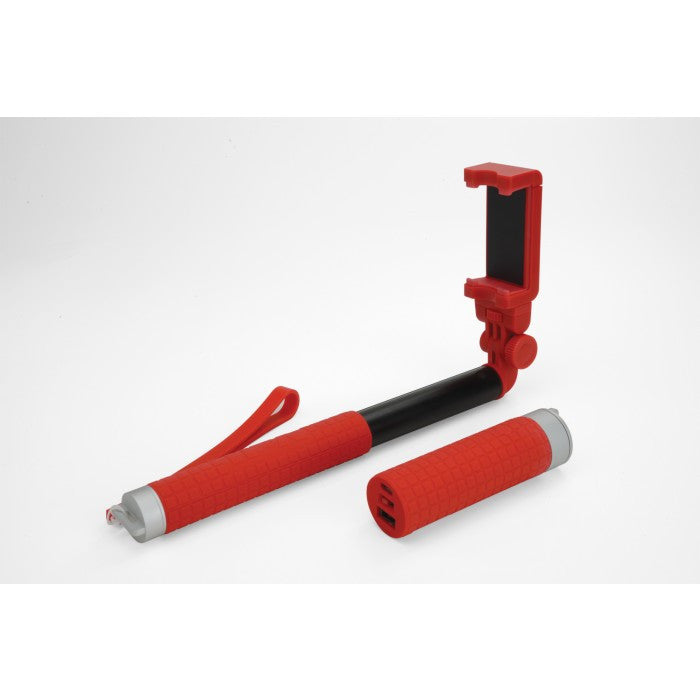 Ye!! FantaStick Extendable Monopod with External Power Bank 2800mAh - ICONS