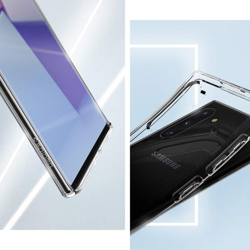 Spigen Crystal Flex Case for Samsung Galaxy Note 10 - ICONS