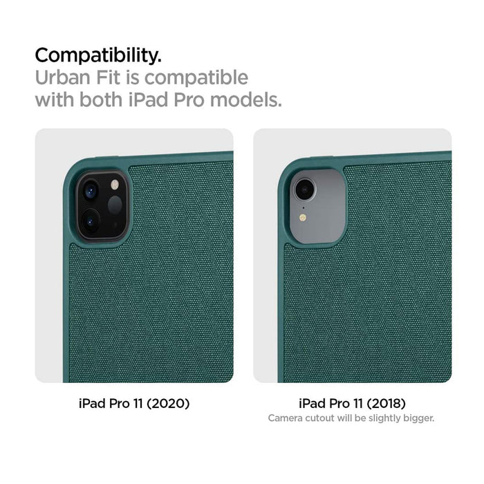 "Spigen Urban Fit Case for Apple iPad Pro 11"" (2020 - 2018)"