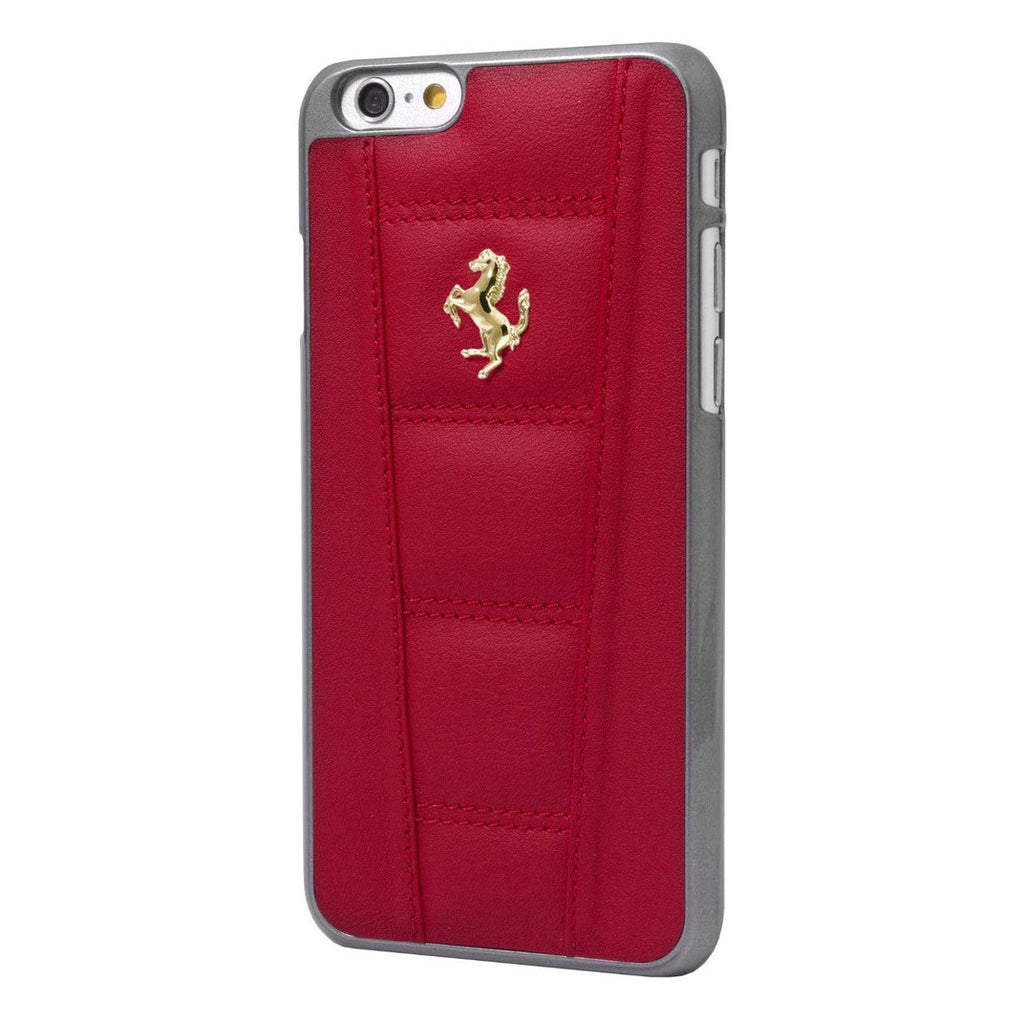 Genuine Leather Hard Case for iPhone 6 - ICONS