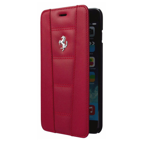 Genuine Leather Booktype Case for iPhone 6