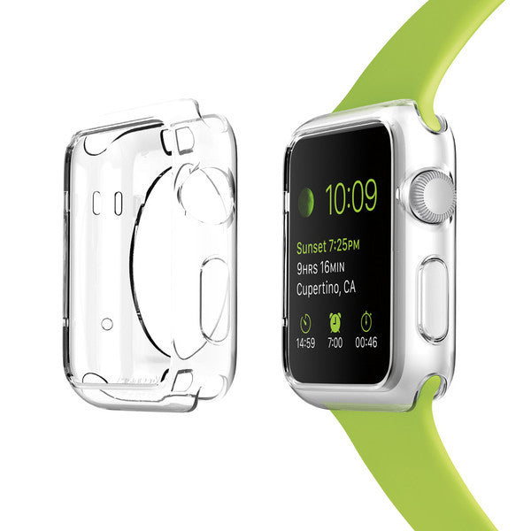 Apple Watch Case 42mm, Spigen Liquid Crystal - ICONS