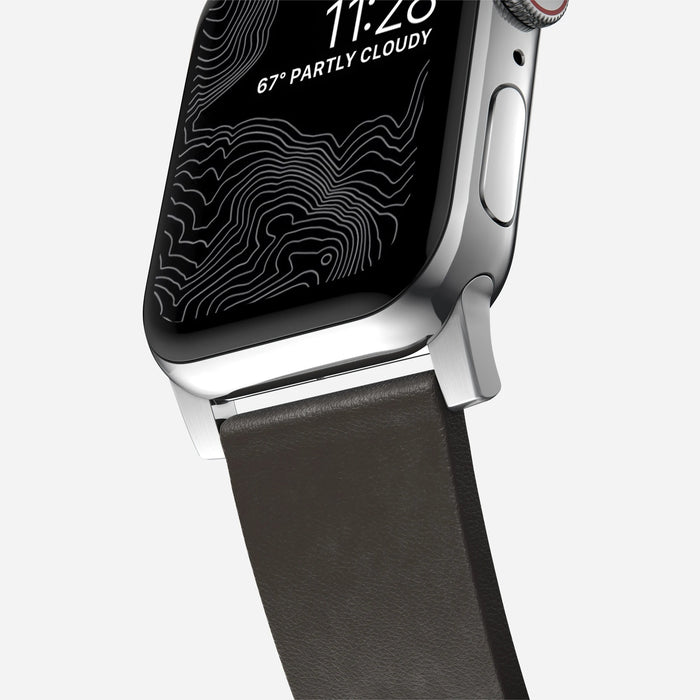 Nomad Modern Active Leather for Apple Watch 44MM - All Series
