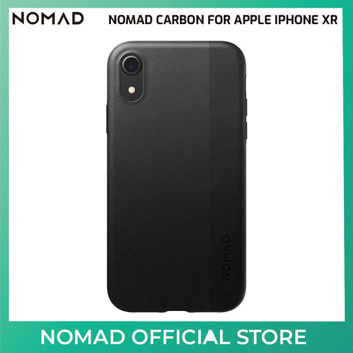 Nomad Carbon Case for Apple iPhone XR