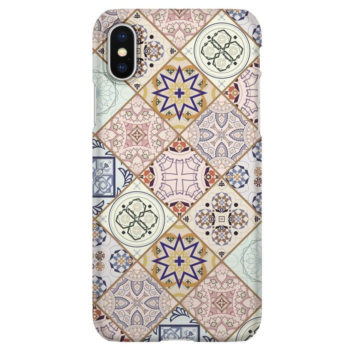Spigen Thin Fit Arabesque Case for Apple iPhone X - ICONS