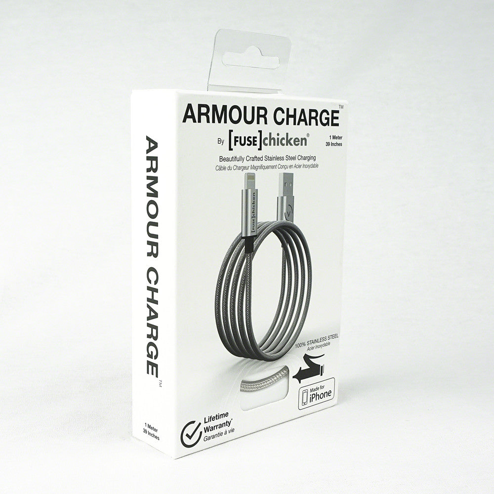 Armour Charge (Lightning Cable) - 1M