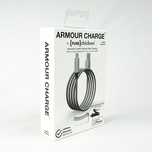 Armour Charge (Lightning Cable) - 1M - ICONS