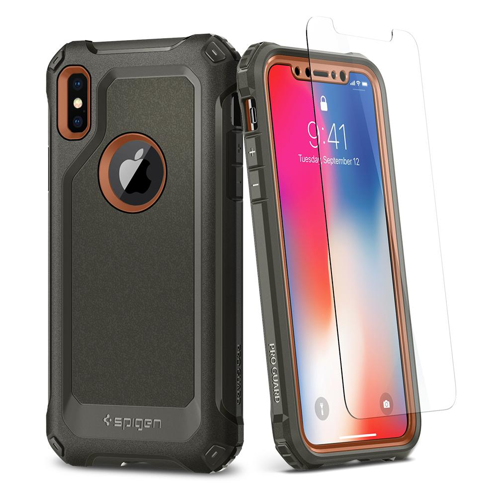 Pro Guard Case for Apple iPhone X