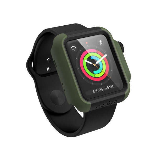 Impact Protection Case for Apple Watch 38 MM - Series 3 & 2 - ICONS