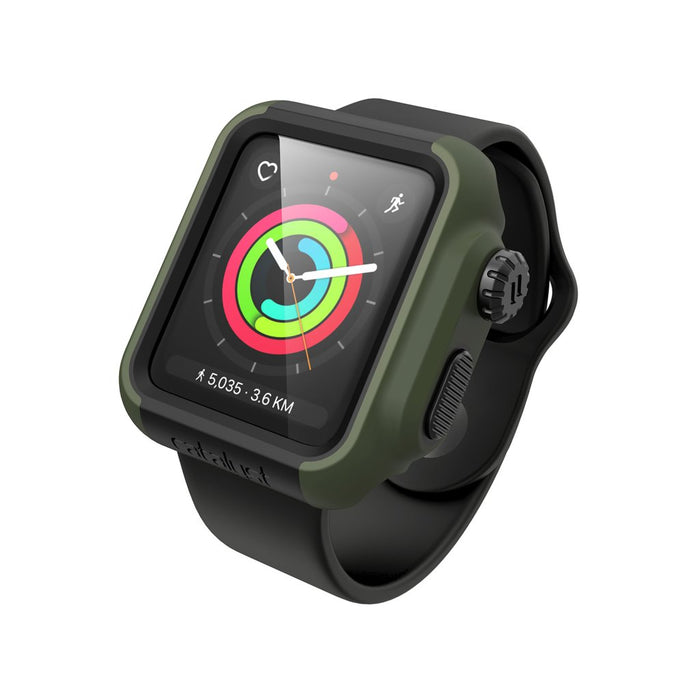Impact Protection Case for Apple Watch 38MM - Series 3/2 - ICONS