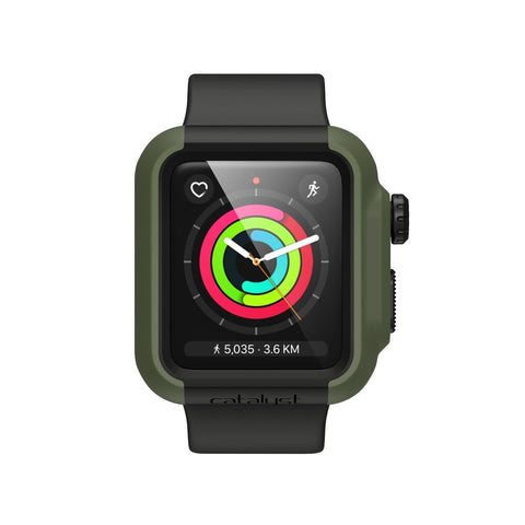 Impact Protection Case for Apple Watch 42 MM - Series 3 & 2 - ICONS